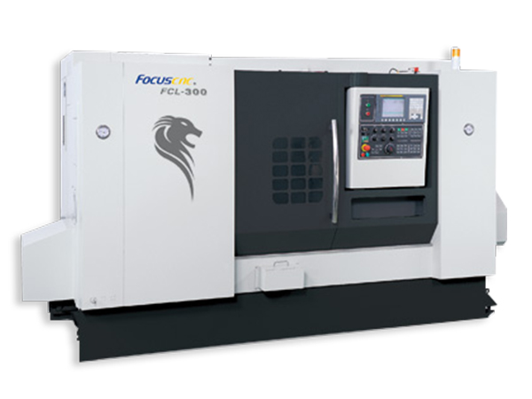 HEHONG MACHINERY ENTERPRISES LTD.::福碩CNC 車床-FCL-300/P/MC