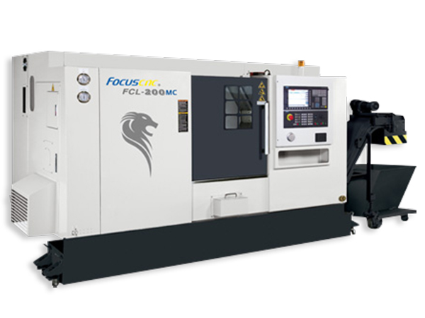 HEHONG MACHINERY ENTERPRISES LTD.::福碩CNC 車床-FCL-200/HT/MC
